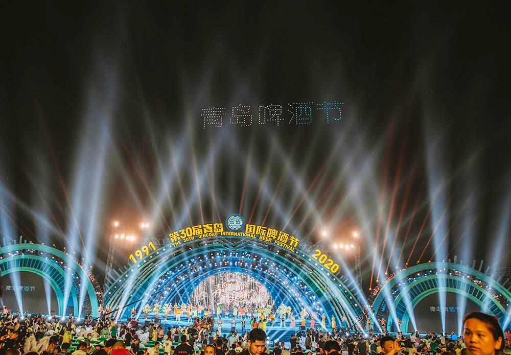 CULTURE TIPS 03【アジア最大級の「青島国際ビール祭り」】